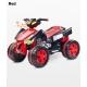 Akumuliatorinis motociklas Raptor