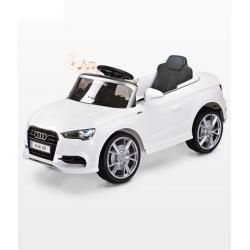 Akumuliatorinis automobilis Audi A3