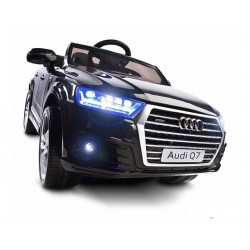 Akumuliatorinis automobilis Audi Q7 Toyz 12V 2x35W