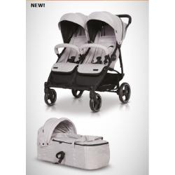 Vezimelis dvynukams Domino 2020