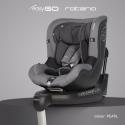 Automobiline kedute Rotario su Isofix nuo 0-18kg Nauja 2021!